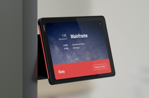 Using Neat Pad as a Scheduling Display for Zoom Rooms